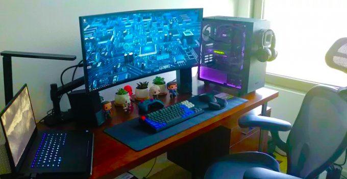 cheap gaming desk